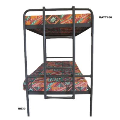 Double-Bunk-Bed-ladder-&-mattress-1