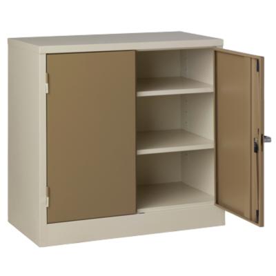 3 x 3 Stationery Cupboard 2 adjustable shelves