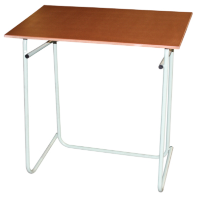 Drawing Table plugs on all open legs Sizes: Available widths 1 000, 1 100, 1 200 Colour: Powder Coating 60 - 70 microns grey