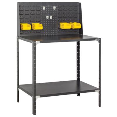 Garage-workshop-steel-bench