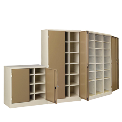 Pigeon Hole Stationery Cupboards