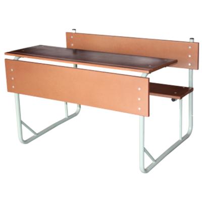 double-combination-School-desk-table-F